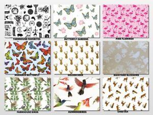 "ANIMAL-NATURE Print Gift Tissue Paper Sheet 15"" x 20"" Choose Print & Pack Amount"