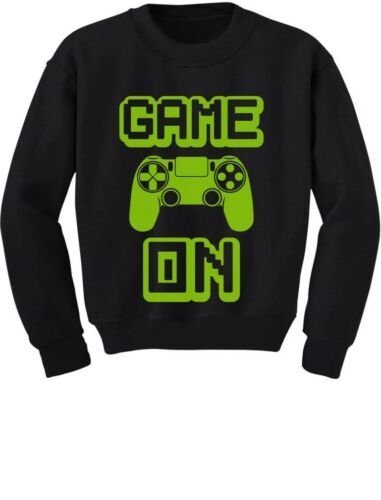 Gaming Gamer Youth Kids Sweatshirt Video Game On Perfect Gift For Gamers