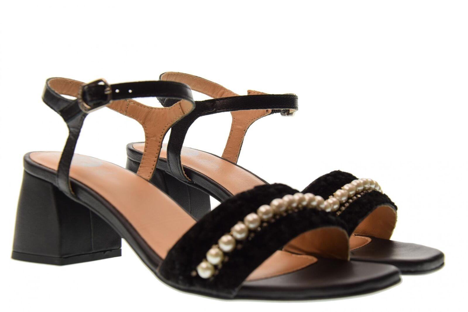 Último gran descuento Gioseppo zapatos mujer sandalias 45342 NEGRO P18s