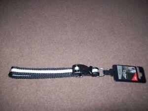 BLACKSILVER DOG COLLAR SIZE M - Bristol, United Kingdom - BLACKSILVER DOG COLLAR SIZE M - Bristol, United Kingdom