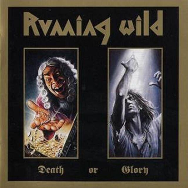 Running Wild - Death or Glory - New 2CD