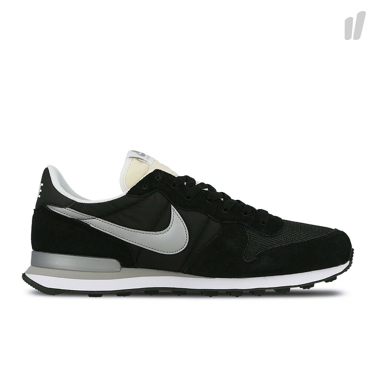 Nike Internationalist Black Silver Size 7.5. 828041-003. presto air max 2017