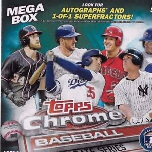 Details About 2017 Topps Chrome Update Rookie Insert Complete Your Set Baseball Card