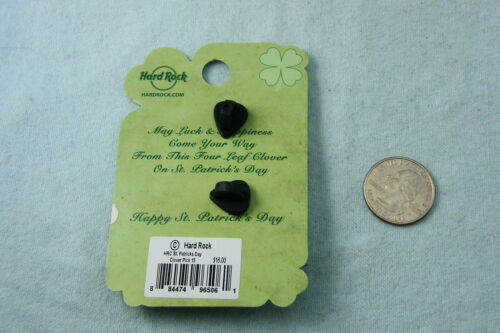 PATRICK/'S DAY HARD ROCK CAFE PIN 2015 INDIANAPOLIS ST NEW ON ORIGINAL CARD