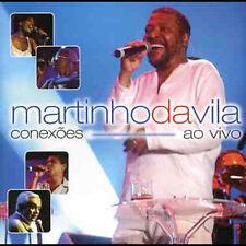 Da Vila, Martinho Conexoes: Ao Vivo CD ***NEW***