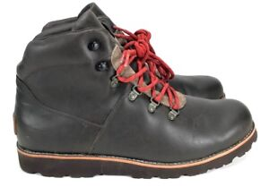 7cc1d504cc1 Details about Ugg Hafstein Waterproof Full-Grain Leather Lace-Up Hiking  Slate Mens Boots Sz 11