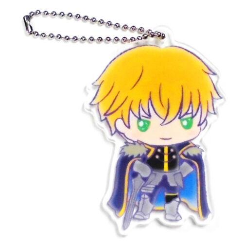 Fate Grand Order Saber Gawain Sanrio Character Acrylic Mascot Key Chain Vol.3
