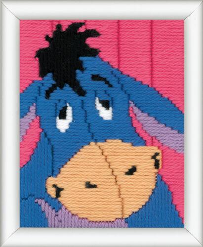 1x Kit Punto Largo Disney Eeyore Costura Artesanía Herramienta Hobby Art Reino Unido a granel filoro