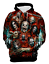 Horror-Slipknot-3D-print-Hoodie-Fashion-MenWomen-Casual-Sweatshirt-Pullover-Tops miniature 1