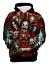 Horror Slipknot 3D print Hoodie Fashion MenWomen Casual Sweatshirt Pullover Tops