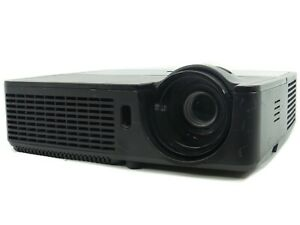 InFocus IN112 4000:1 2700 Lumens DLP Video Projector w//Lamp *No Remote*