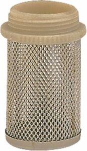 Gardena Saugkorb 7242-20, 42,0 mm (G 1 1/4), feinmaschigen Stahlgeflecht