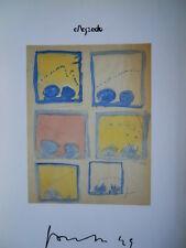 Lucio Fontana - raccolta di opere Galleria d'arte Ellequadro [C64]