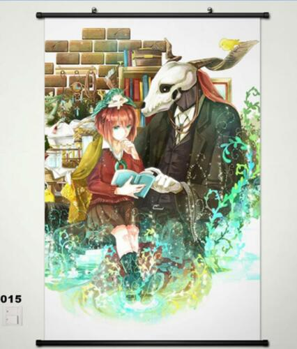 The Ancient Magus/' Bride Elias Ainsworth Home Decor Poster Wall Scroll Cos Gift