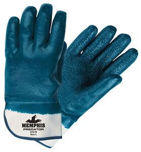 Memphis Predator Work Gloves - MPG9761R (6 pair)