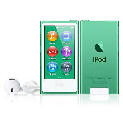 Apple iPod nano 7th Generation 16GB Green