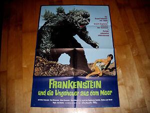 Frankenstein Und Die Ungeheuer Aus Dem Meer Stream