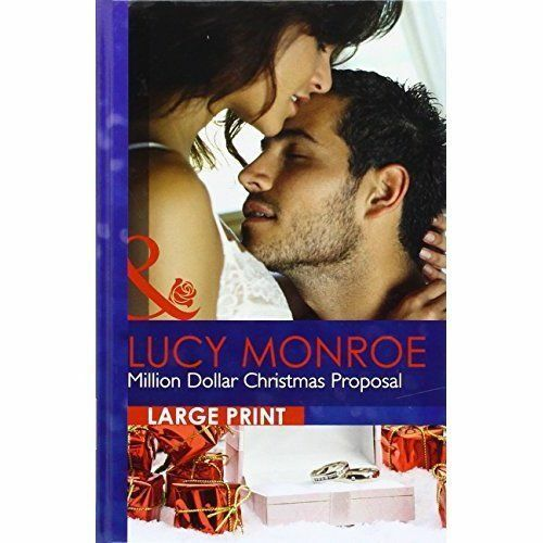 "1 of 1 - ""VERY GOOD"" Monroe, Lucy, Million Dollar Christmas Proposal (Mills & Boon Largep"