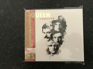 Queen-Forever-2-SHM-CD-Japan-Rare-Sealed