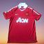 thumbnail 1 - Manchester Utd 2010-2011 Home Shirt Aon Man Utd Nike - Medium