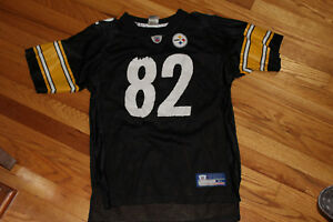 ccce60983 Image is loading Pittsburgh-Steelers-Youth-XL-NFL-Football-Jersey-Randle-
