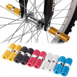 BMX-Bicycle-Cycle-Bike-Stunt-Pegs-Alloy-Anodised-Colour-Wheel-Tyre