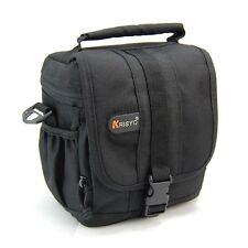 Waterproof Bridge Camera Shoulder Carry Case Bag For Canon PowerShot G1X Mark II