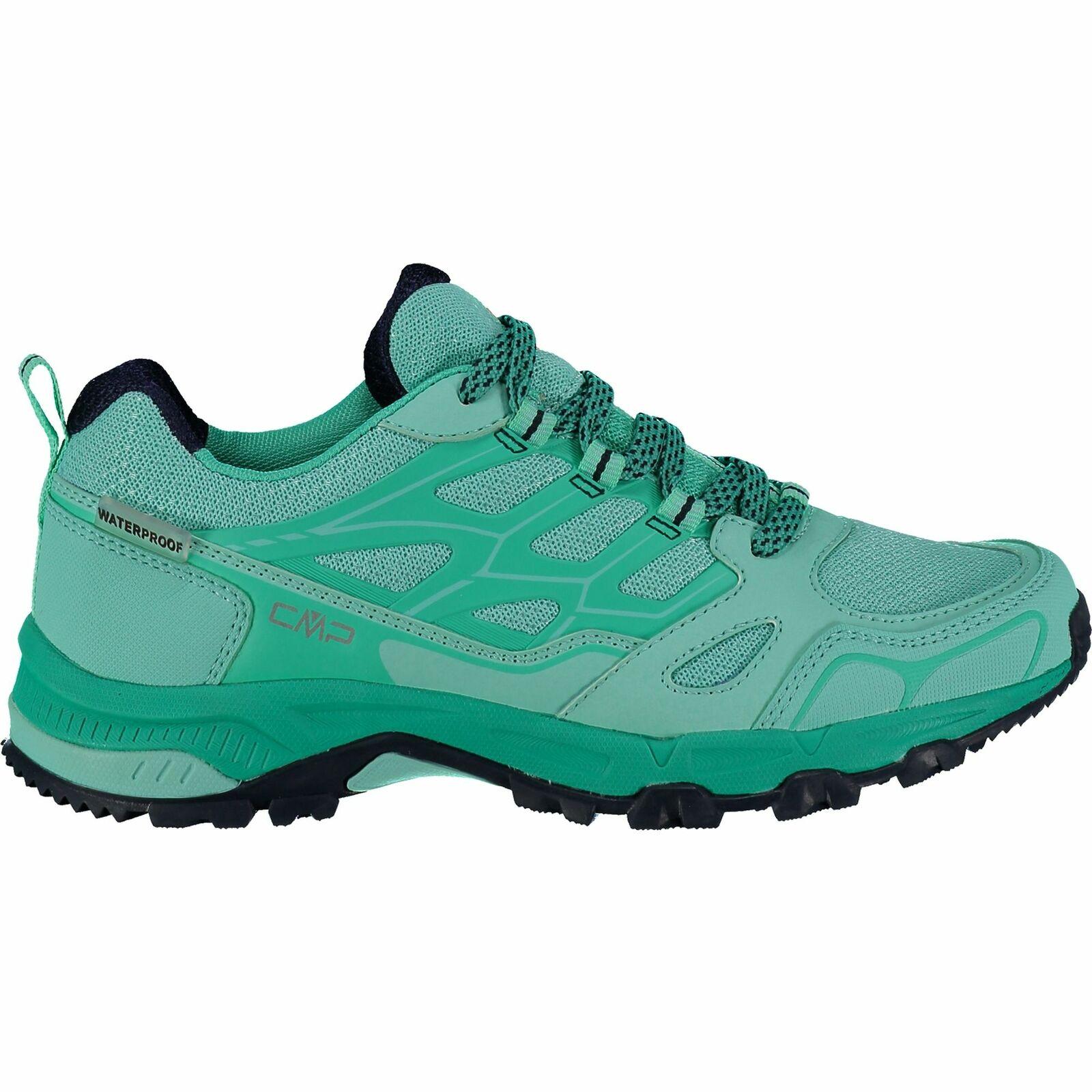CMP zapatillas calzado deportivo Zaniah WMN Trail zapatos turquesa  monocromo Mesh  bajo precio del 40%
