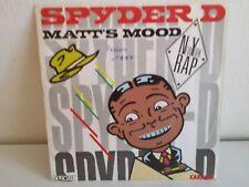SPYDER D Matt's mood 14145