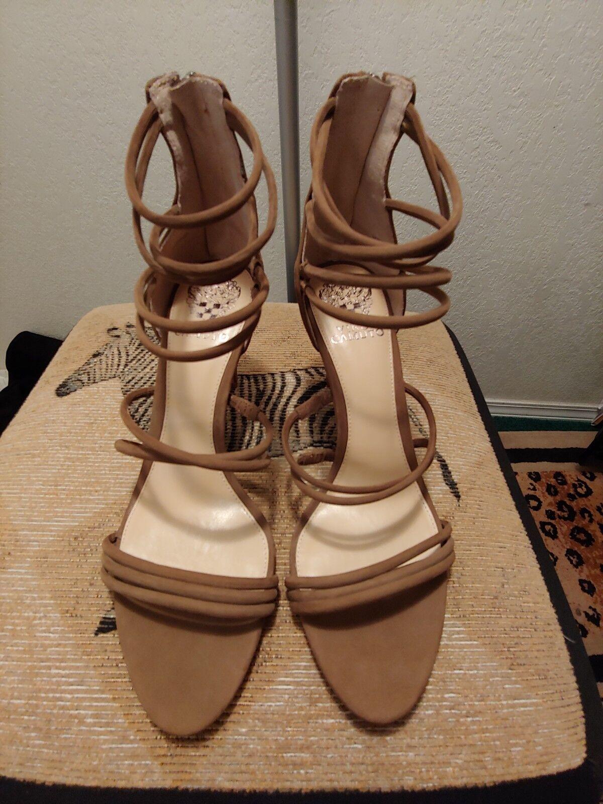 Vince Camuto Cadela Strappy Sandal Size 10 10 10 (NWOB) b6621f