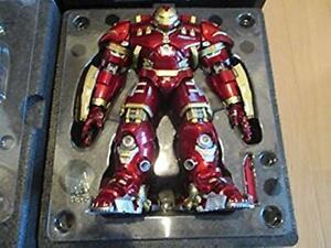 Chogokin-S-H-Figuarts-Iron-Man-Mark-44-Hulkbuster-Bandai-Figure-Japan-used