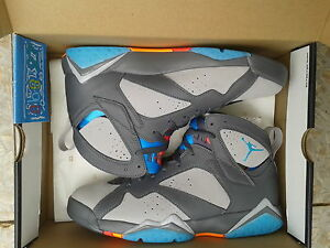 9 7 New Eur Barcelona Color 10us Jordan Days Nike Retro 44 Bobcats Vii 2015 Air EqO1w1