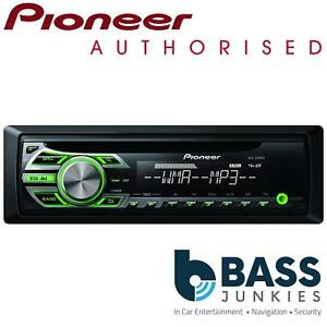 Pioneer deh 150mpg single din cd mp3 aux car stereo radio player image is loading pioneer deh 150mpg single din cd mp3 aux publicscrutiny Images
