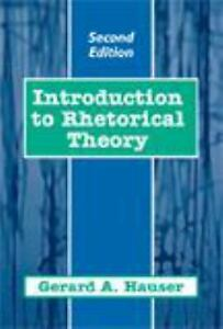 Introduction-to-Rhetorical-Theory-by-Gerard-A-Hauser-2002-Paperback-Gerard-A-Hauser-2002