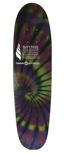 Premium-skateboards-Antisi-Purple-Tye-Dye-Cruiser-Skateboard-quality-7-x-28-034-C2