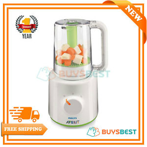 Philips Avent Combined Baby Food Steamer Amp Blender Fresh