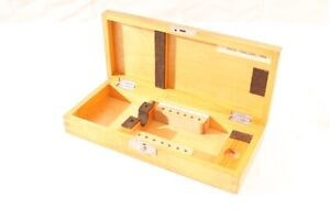 Old-Box-Wood-Transport-Chest-Storage-Measuring-Tool-Gauge-Case-Imperial-Tool