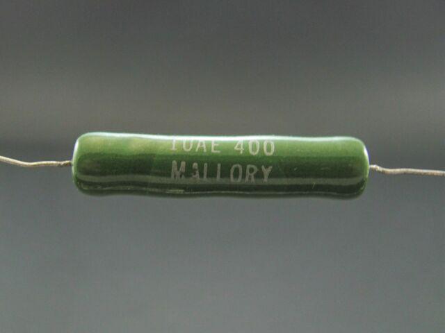 1 CLAROSTAT 5 Ohm 10 Watt Enamel Wirewound Adjustable Resistor NOS