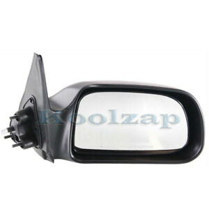 For 01-04 Tacoma Pickup Truck Base/DLX Rear View Mirror Manual Remote Right Side