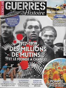 SCIENCE-ET-VIE-GUERRE-ET-HISTOIRE-N-36-1917-1919-DES-MILLIONS-DE-MUTINS