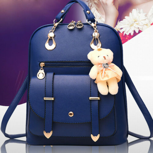 Casual Women's Backpack Shoulder Bag Travel Handbag School Bags Ladies Rucksack