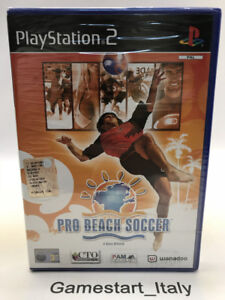 PRO-BEACH-SOCCER-SONY-PS2-PLAYSTATION-2-VIDEOGIOCO-NUOVO-NEW-PAL-VERSION