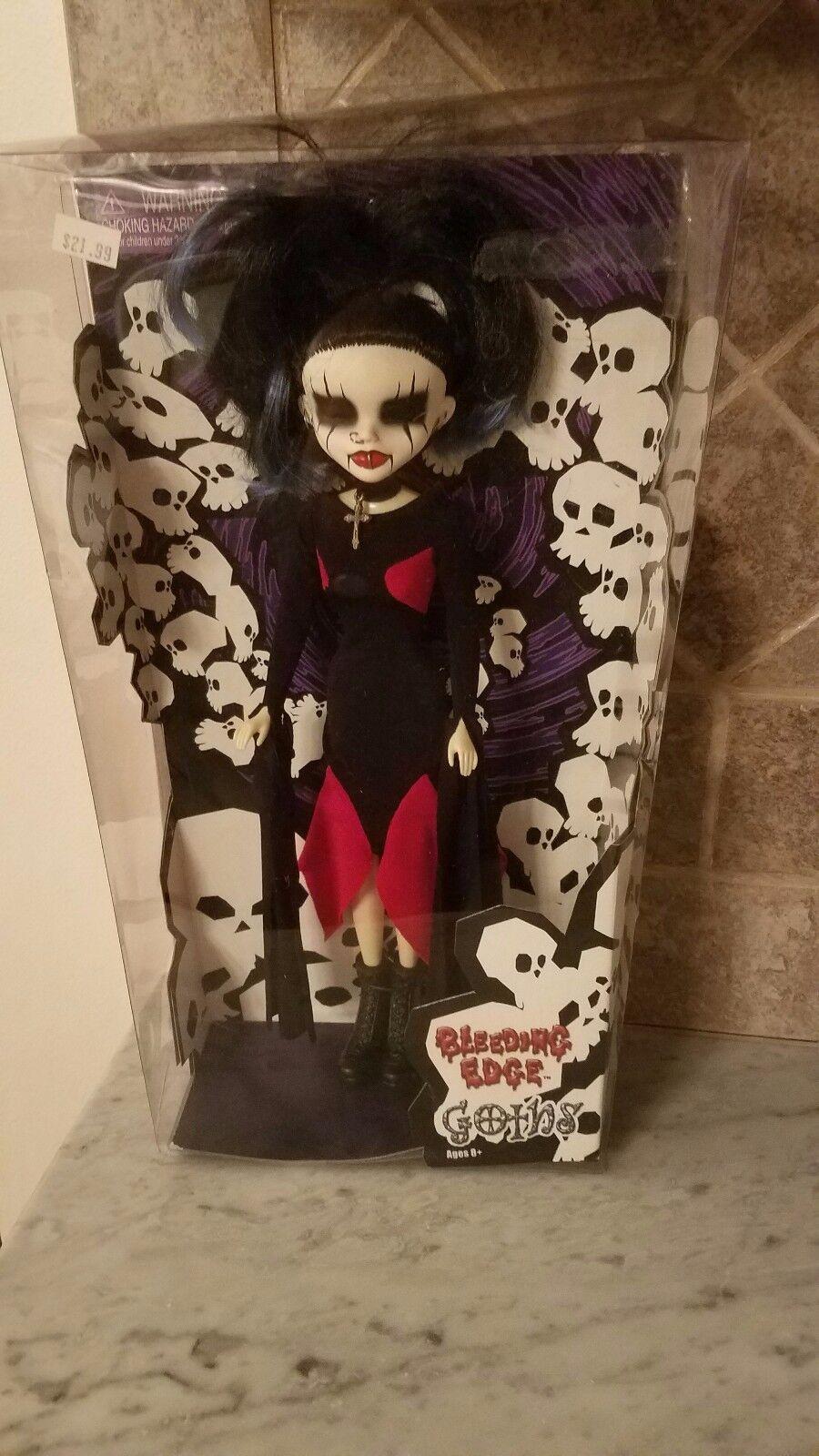 Bleeding Edge Goths Doll NEW IN BOX  Sinstress  2003