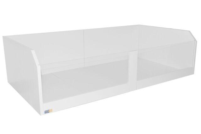 XL Meerschweinchenkäfig in weiß, Käfig +++ 1,44 m lang / abwaschbar +++