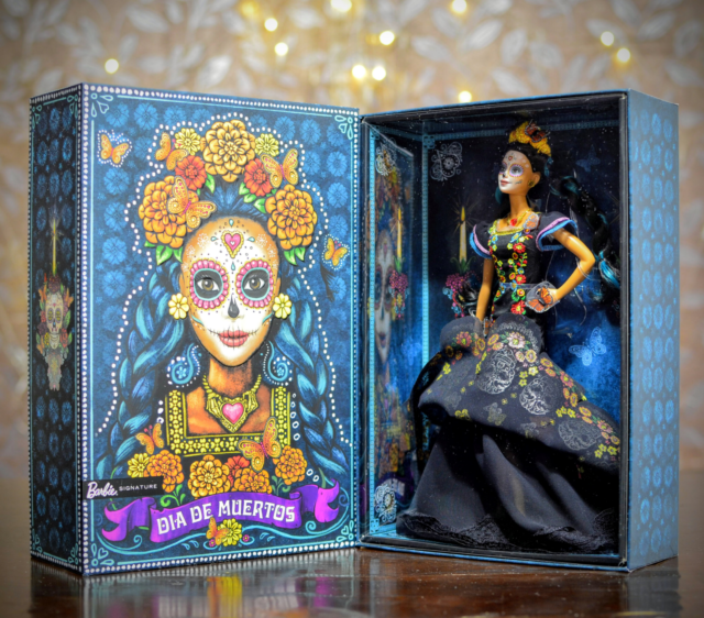 Barbie Signature - Dia de Muertos (Day of the Dead) Edition Doll *NEW/SEALED*