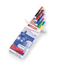 edding 751 creative Glanzlackmarker Rundspitze 1-2mm Box mit 10 Farben sortiert