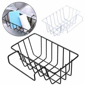 Kitchen-Organiser-Sink-Hanging-Caddy-Storage-Basket-Dish-Cleaning-Sponge-Holder