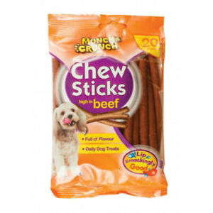 Munch-amp-Crunch-Chew-Sticks-With-Beef-Dog-Treats-Pack-Of-20