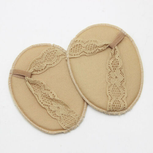 1 Pair High Heel Shoes Pad Front Half Feet Cushion Insoles Inserts Foot Protect