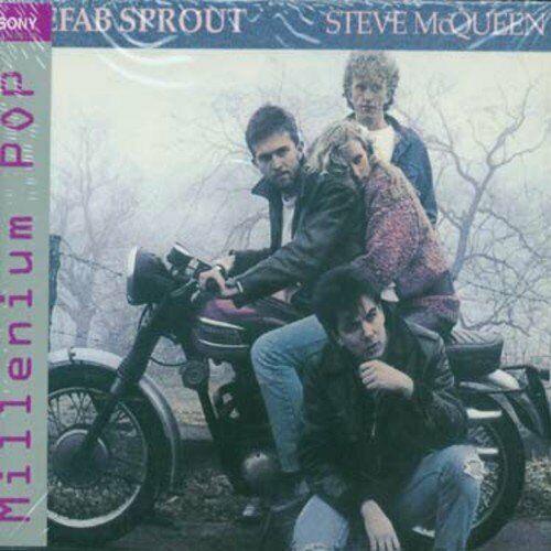 Prefab Sprout - Steve Mcqueen  1990 (NEW CD)